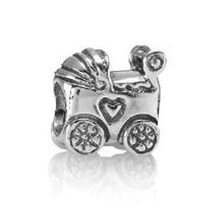 Pandora Silber Element Kinderwagen