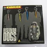 KUBRICK RESERVOIR DOGS ( Reservoir Dogs ) B set by Medicom Toy