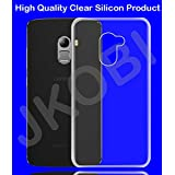 Exclusive Rubberised TPU Clear Soft Back Case Cover For Lenovo Vibe K4 Note -Transparent