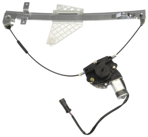 Dorman 741-375 Jeep Grand Cherokee Rear Passenger Side Window Regulator with Motor
