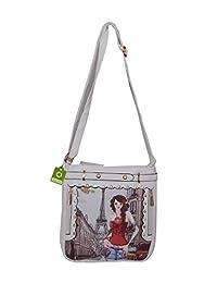 Shop To Shop Women's Leather Sling Bag Multicolor (leather Sling Bag_18)