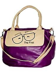 All Day 365 Women's Handbag Purple HBA30