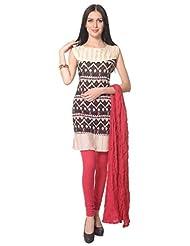 Vastra Vinod Ekat Printed Cotton Suit