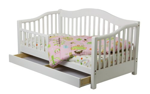 buy dream on me toddler day bed white 15086 | 41fjfntyf4l