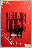 Reservoir Dogs 9 inch Qee Bear - Mr Orange