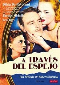 Der schwarze Spiegel / The Dark Mirror 1946 Spanische