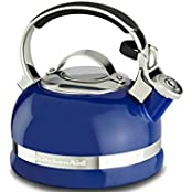 Home Kitchen Appliances Stainless Steel 1.9 Ltrs Electric Kettle (Doulton Blue)