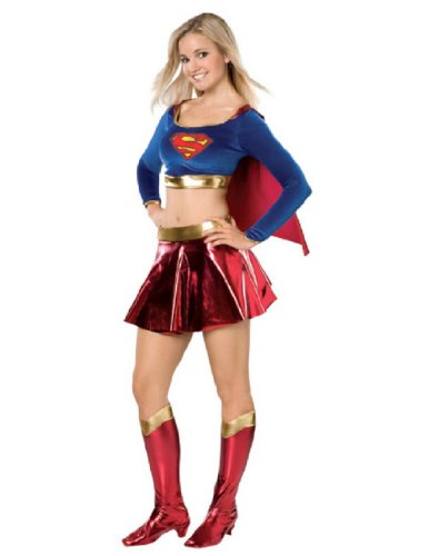 Supergirl Costume - Teen