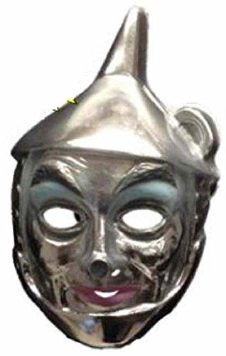 Tin Man Mask Wizard of Oz Halloween Child