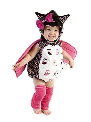 Infant Emily the Owl Toddler Costume