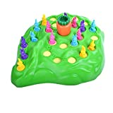 Otulet Parent Child Interactive Game, Party Game, Family Hobbies Educational Learning Desktop Toys Funny Bunny...