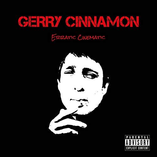 Gerry Cinnamon - Erratic Cinematic - CD - New