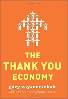 Thank You Economy by Gary Vaynerchuk