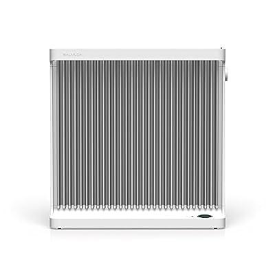 バルミューダ 寝室暖房 SmartHeater2(スマートヒーター2)Wi-Fiモデル ESH-1100UA-SW(シルバー×ホワイト)