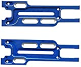 XTM Suspension Arms Front Lower - Mammoth/XLB Blue Alum