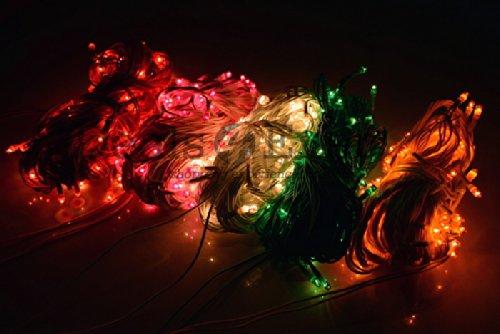 ASCENSION Set Of 3 Rice Lights Serial Bulbs Decoration Lighting For Diwali Christmas