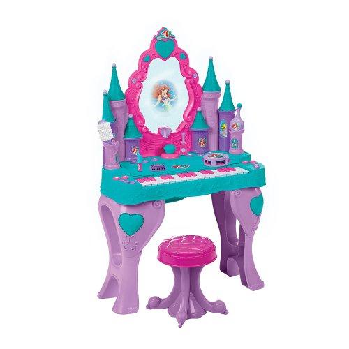 Disney Princess - Ariel Keyboard And Vanity - TRU