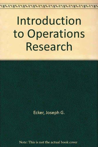 Operation Research Taha Pdf