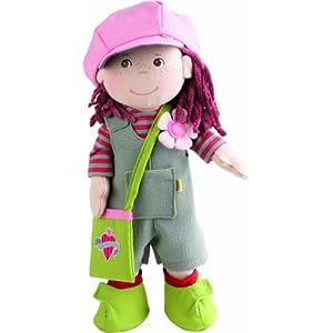 Elise, una bambola di stoffa per amica