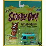 Scooby-doo Mystery Machine Johnny Lightning Die Cast 1:64 Scale