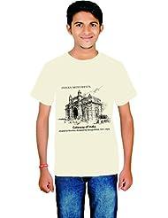 BLISSS Men's T-Shirt - Gateway_of_India