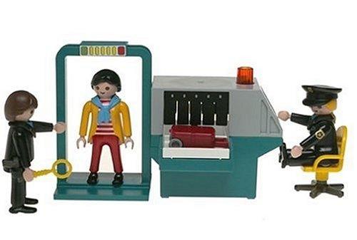 TSA Security Checkpoint Playset