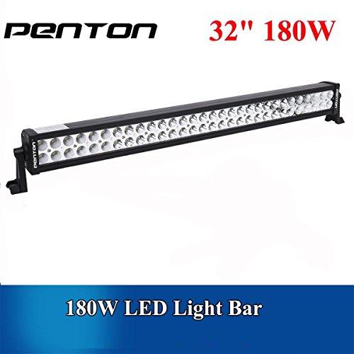 Penton® 180w 32 Inch 10v-30v Led Light Bar Work Lights Flood Spot Combo Beam for 4wd SUV UTE Offroad Truck ATV UTV