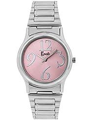 Cavalli Pink Dial Analog Watch- For Women - B01KVCOYIU