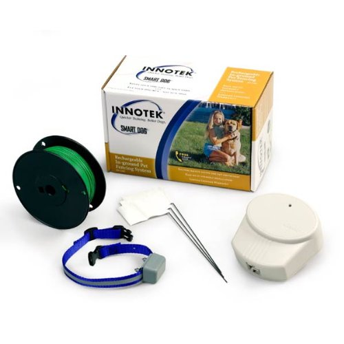 Innotek Sd 2100 Rechargeable In Ground Pet Fencing System
