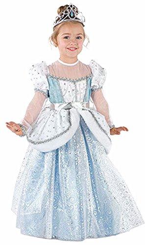 Kids Children Girls Cinderella Princess Palace Outfit