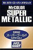 スーパーメタリック SM02 スーパーゴールド