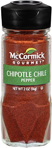 McCormick Gourmet Collection, Chipotle Chile Pepper, 2-Ounce Unit