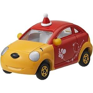 ディズニー トミカ ディズニーモータース コロット ウィンタークリスマスエディション くまのプーさん