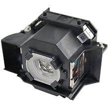 Projector Lamp For Epson EMP-X3 170-Watt 2000-Hrs UHE