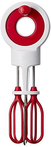 Ganesh Hand Blender, Beater , Hand Mixer Red. AZ5085