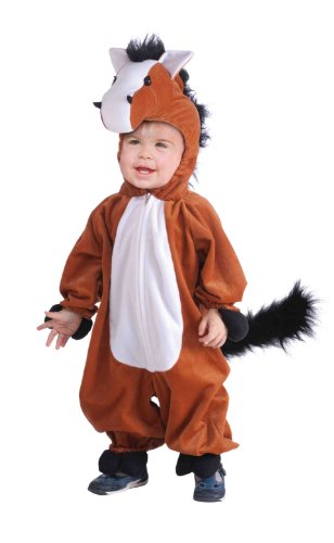 Plush Toddler Horse Costume