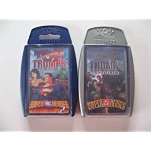 Click to buy Top Trumps Disney Heroes from Amazon!