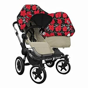 Amazon.com : Bugaboo Donkey DUO Stroller WITH Andy Warhol