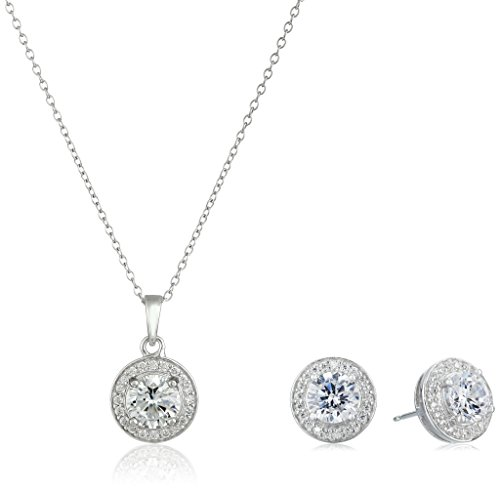 Top 10 best pearl pendant necklace and earring set for 2020