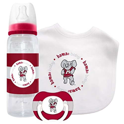 Baby Fanatic Gift Set, University Of Alabama