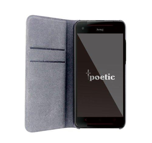 Poetic HTC Butterfly S Flip Book Case