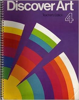 Discover Art: Teachers   Bk Level 4  Paperback  by Chapman, Laura H.
