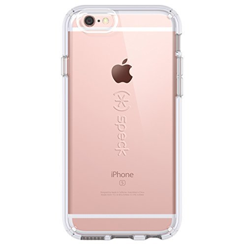 Speck Products CandyShell Case For IPhone 6/6S - Retail Packaging- Clear/Clear