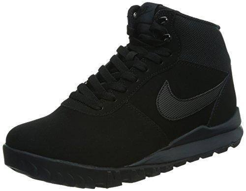 Nike Hoodland Suede Herren Desert Boots, Black (Black (Schwarz / Schwarz-Anthrazit)), 46 EU