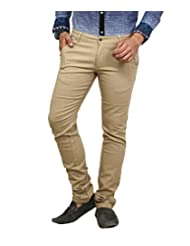 Private Image Men's Flat Front Trouser
