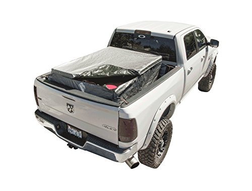RuffSack Rssilver6 Truck Bed Cargo Bag – 6 Foot – Silver