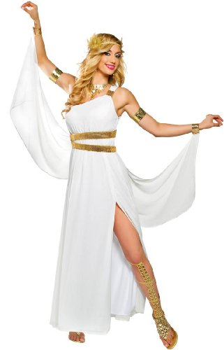 Sexy Roman and Greek Goddess Costumes - isleofhalloween.com
