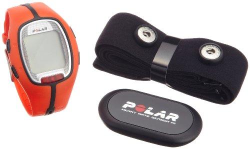 POLAR(ポラール) ハートレートモニター RS300X オレンジ