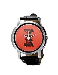 PosterGuy Alphabet I Typography Men's Wrist Watches