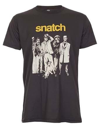 Amazon.com: Lectro Snatch T-Shirt British Comedy Film New